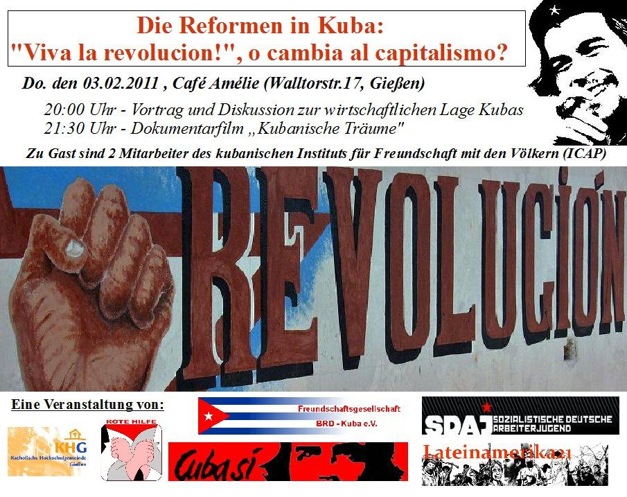 Reformen Kuba Vor
