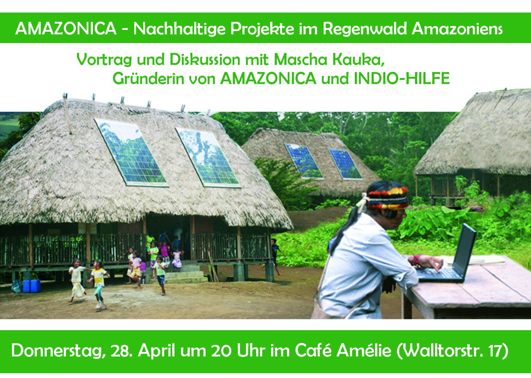 AMAZONICA vorne
